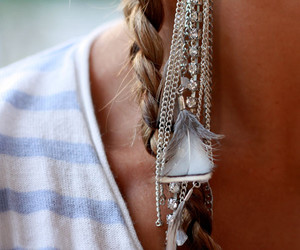 fashion and earring image