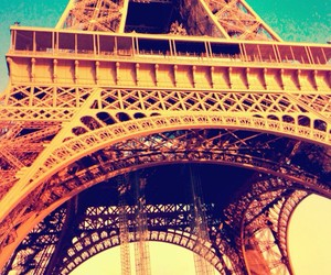 beautiful, eiffel, and france image