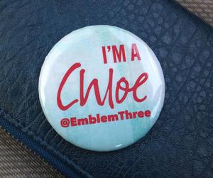 chloe, emblem3, and i'm a chloe image