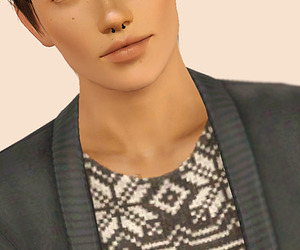 male, sims, and sims3 image