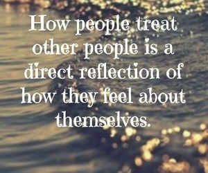 quotes, people, and reflection image