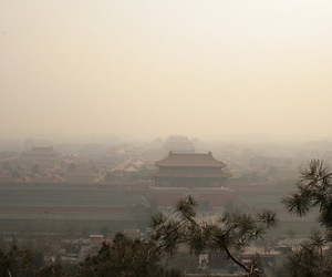 bejing, china, and Forbidden city image