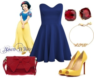 fashion, outfit, and disney image