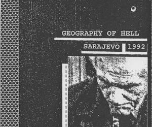 90s, art, and sarajevo image