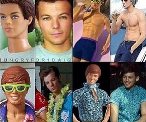 louis tomlinson, one direction, and ken image