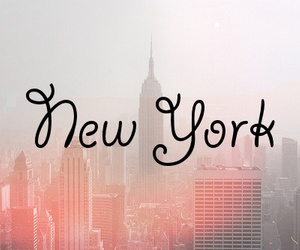 new york and Dream image