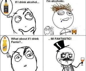 fanta, funny, and fantastic image
