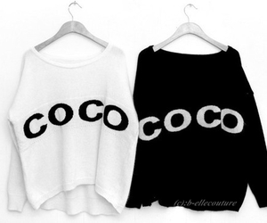 fashion, coco, and chanel image