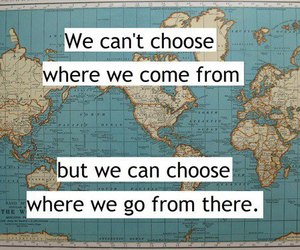 quote, world, and travel image