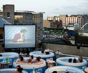 movie, pool, and awesome image