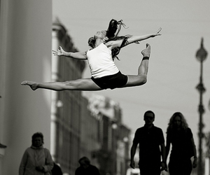 dance, girl, and beautiful image