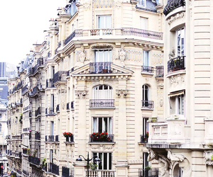 paris, city, and building image