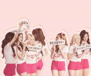 girl, girls generation, and kpop image