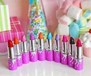 colors, follow, and lipstick image