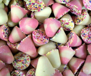 yummy, candy, and pink image