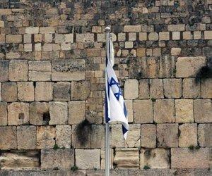 flag, israel, and Jerusalem image