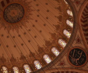 islam, istanbul, and mosque image