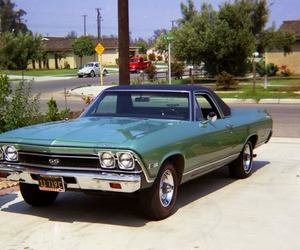 1968, chevrolet, and cars image