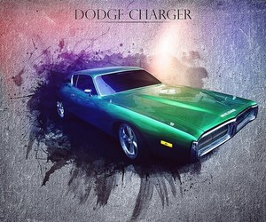 car and dodge image