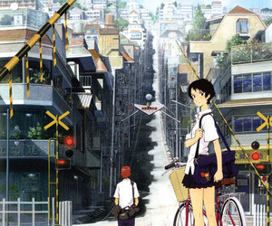 the girl who leapt through time image
