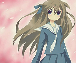 anime, kawaii, and fruits basket image