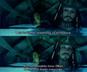 movie, quote, and jack sparrow image