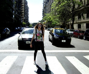 argentina, fashion, and girl image