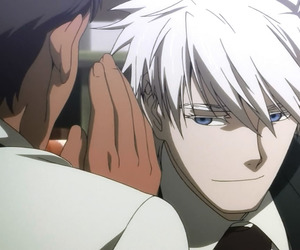 anime, series, and jormungand perfect order image