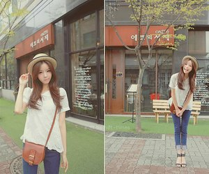 korean fashion image