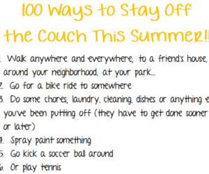 summer, do not eat, and 100 ways image