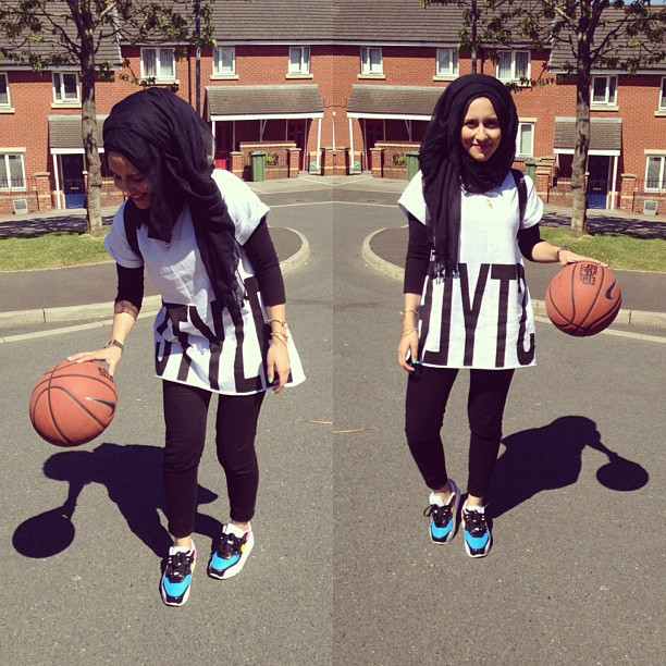42 Images About Simple Hijab Style On We Heart It See More About Hijab Style And Girls