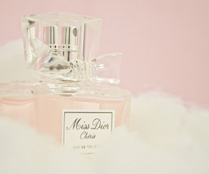 perfume, pink, and miss dior image