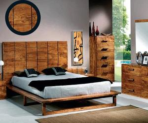 bed, bedroom, and china image