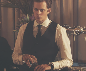 bill skarsgård and hemlock grove image