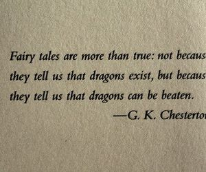 quotes, dragon, and fairy tale image