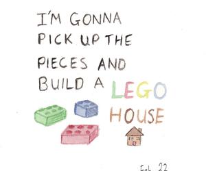 ed sheeran, lego house, and lego image