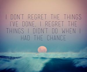 quote, life, and chance image