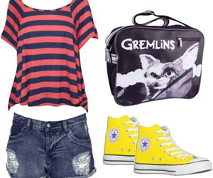 chucks, converse, and Polyvore image