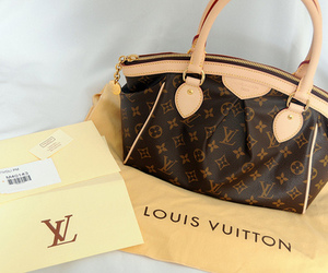 Louis Vuitton, bag, and LV image