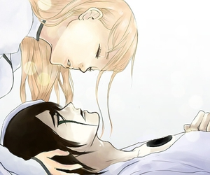 anime, Orihime, and love image
