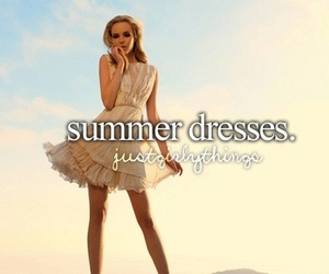 dress, summer, and quote image