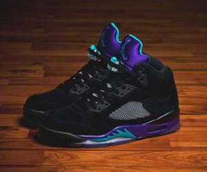 air jordan, sneakers, and shoes image