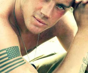 boy, channing, and eyes image