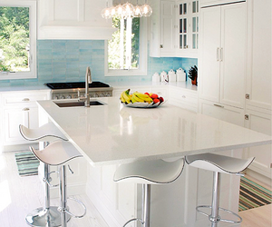 bench, kitchen, and white image
