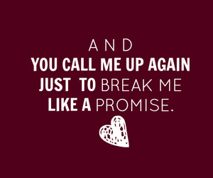 quote, Taylor Swift, and promise image