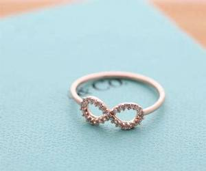 infinity, fashion, and ring image