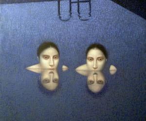 art, swimming pool, and vladimir dunjich image