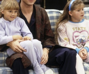 danny tanner, stephanie tanner, and dj tanner image