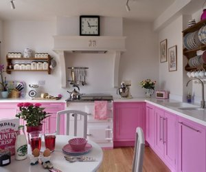 cottage, girly, and pink image