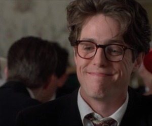 hugh grant and cute image